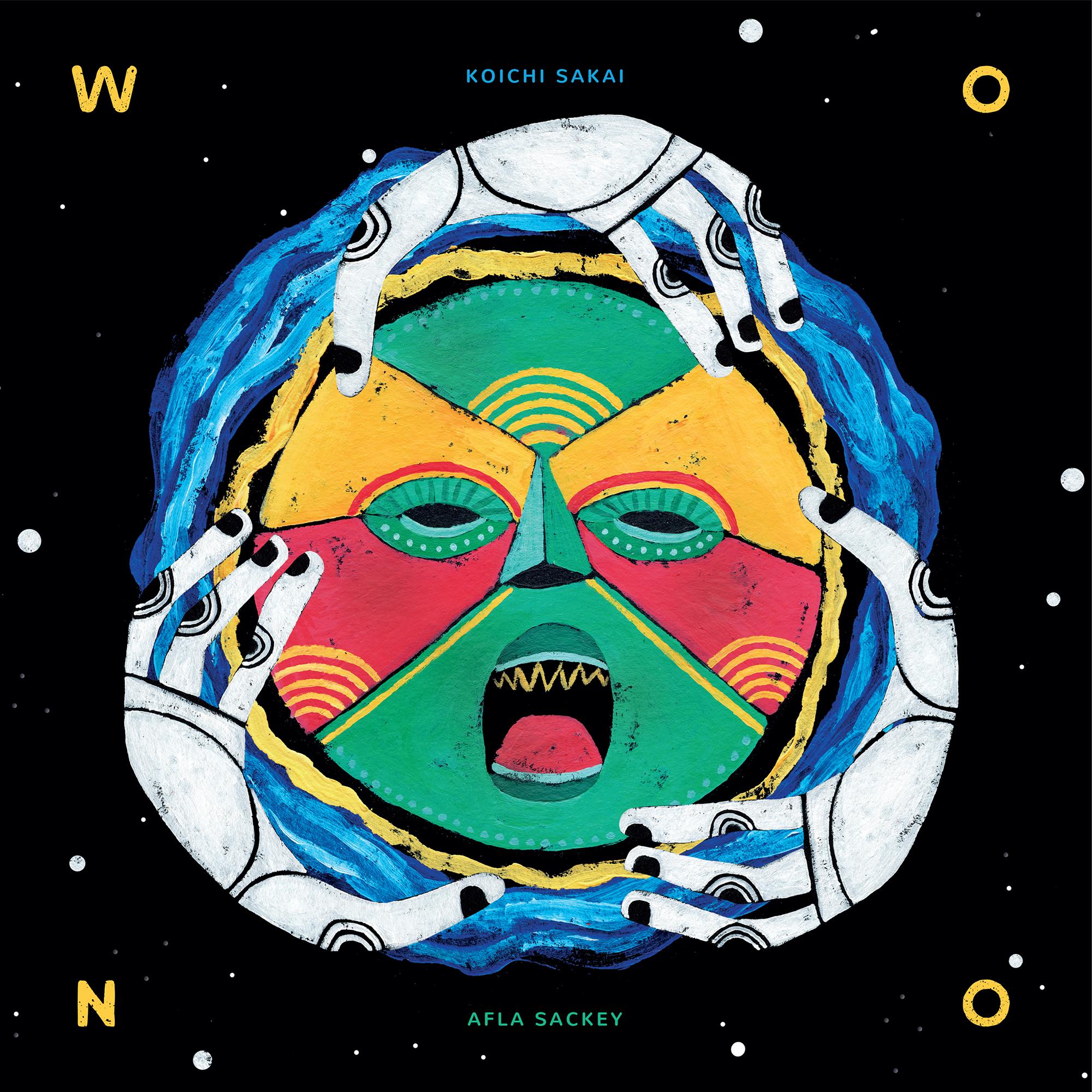 Koichi Sakai & Afla Sackey WONO Cover